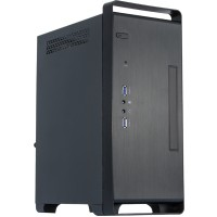 Chieftec BT-04B-U3 Mini-Tower 250W Black computer case a