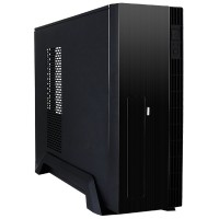 Chieftec UE-02B Mini-Tower 250W Black computer case a
