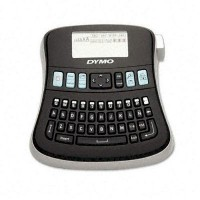 DYMO LabelMANAGER 210D - Labelmaker - monochrome - thermal transfer - Roll (1.2 cm) - 180 dpi - 1 line printing, 2 line printing a