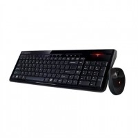 Gigabyte KM7580 V2 RF Wireless + USB QWERTY English Black a
