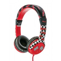 Trust Spila Kids - Car Black,Red Head-band headphone a