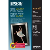 ULTRA GLOSSY PHOTO PAPER 10X15 a