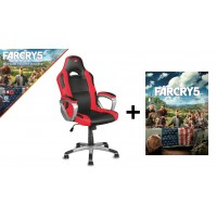 Trust GXT 705 Ryon Far Cry 5 PC gaming chair a