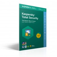 Kaspersky Total Security 2018 5 DEV 1 Year FFP a
