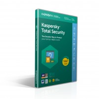 Kaspersky Total Security 2018 10 DEV 1 Year MSB a