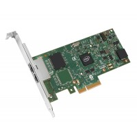 Lenovo ThinkServer I350-T2 PCIe 1Gb 2 Port Base-T Ethernet Adapter by Intel a