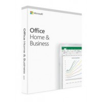 Microsoft Office 2019 Home & Business Full 1 license(s) English a