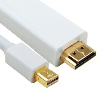 Thunderbolt Mini Display Port to HDMI TV Cable Adapter for Apple Computers