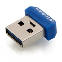 64GB Store 'n' Stay Nano USB 3.0 Flash Drive, Blue