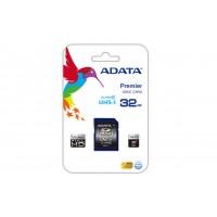 ADATA Premier SDHC UHS-I U1 Class10 32GB 32GB SDHC Class 10 memory card a