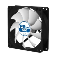 ARCTIC F9 PWM PST 4-Pin PWM fan with standard case a