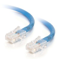 2m Cat5E 350 MHz Assembled Patch Cable - Blue a