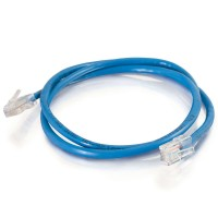 3m Cat5E 350 MHz Assembled Patch Cable - Blue a