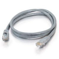 1m Cat5E 350 MHz Snagless Patch Cable - Grey a