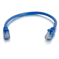 1.5m Cat5E 350 MHz Snagless Patch Cable - Blue a