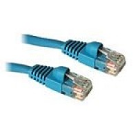 7m Cat5E 350 MHz Snagless Patch Cable - Blue a
