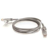 7m Cat6 550 MHz Snagless Patch Cable - Grey a