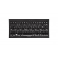 Cherry KC 4000 USB QWERTY UK English Black a