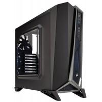 Corsair SPEC-ALPHA Midi-Tower Black,Silver computer case a