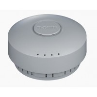 D-Link Indoor 802.11a/b/g/n Concurrent Dual-band Unified Access Point with PoE a