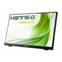 Hannspree Hanns.G HT225HPB 21.5 1920 x 1080pixels Multi-touch Black touch screen monitor a