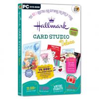 Hallmark Card Studio Deluxe a
