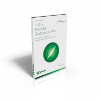 Panda Antivirus Pro, 1 year, DVD 1user(s) 1year(s) a