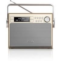 Philips Portable Digital Metallic,Wood a