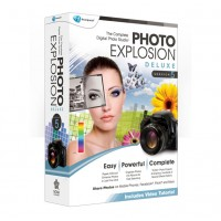 Photo Explosion 5.0 Deluxe a