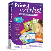 Print Artist Platinum Version 24 a