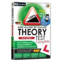 Theory Test Complete 2015 Edition a