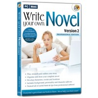 Write Your Own Novel Professional v2 DVD a
