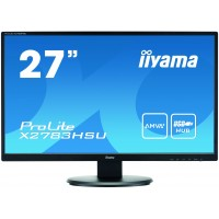 iiyama ProLite X2783HSU 27 Black Full HD a
