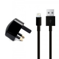 AC Adapter and Charging Cable for iPhone iPad iPod