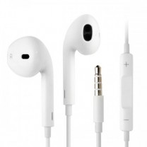 Earphone Headset with Remote & Mic for iPhone 6, 5, 4 iPad 2, 3, Ipod