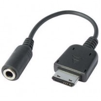 3.5mm Jack Headphone Audio Adapter for Samsung Mobile Cell Phones - G600, GT-E1200 (Stock Clearance)