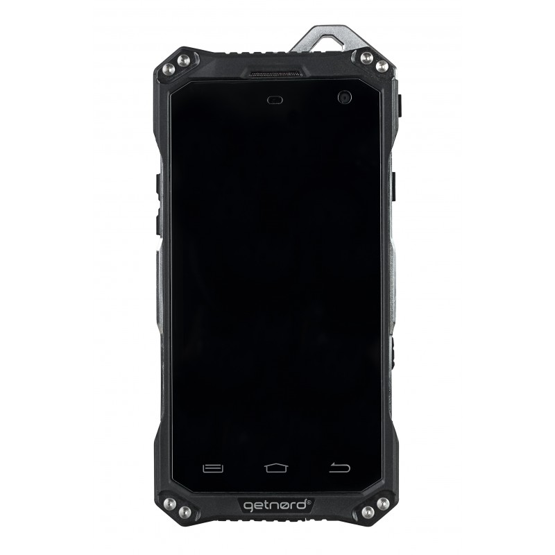 Getnord Onyx Smartphone - Rugged, Waterproof, Shockproof and Dust Proof